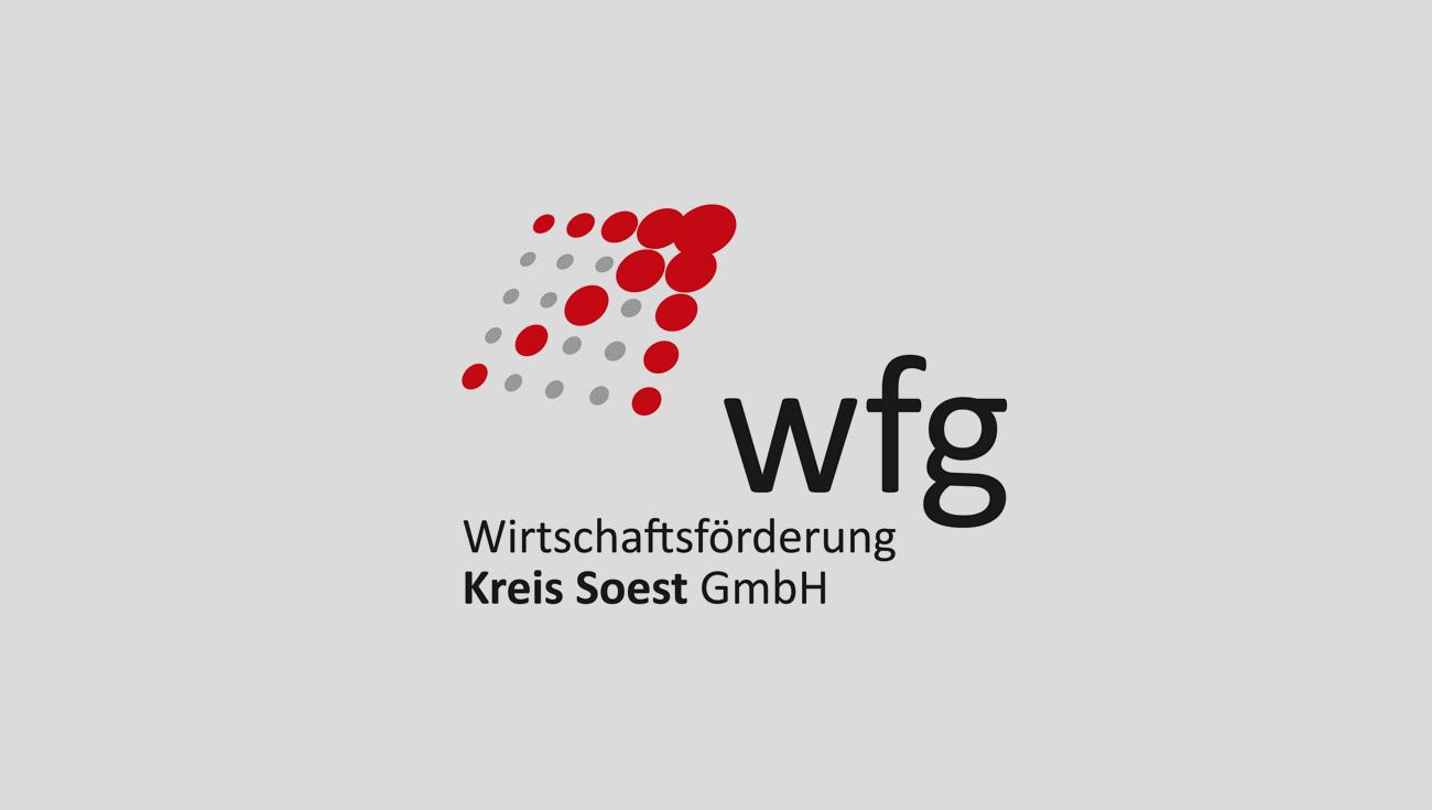Markenentwicklung wfg Soest